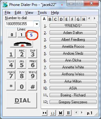 phone book for windows 7 free